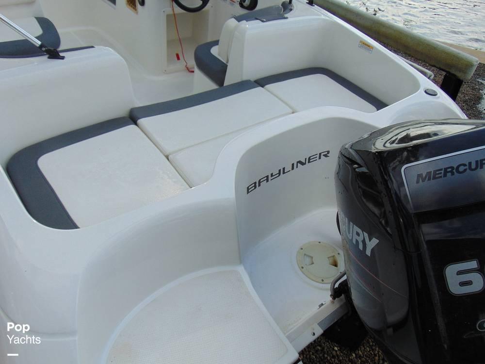 2020 Bayliner boat for sale, model of the boat is Element E16 & Image # 28 of 40