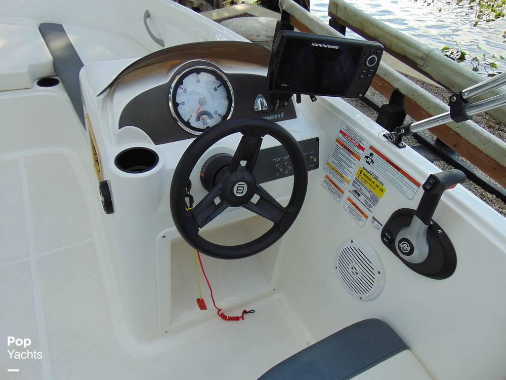 2020 Bayliner boat for sale, model of the boat is Element E16 & Image # 6 of 40