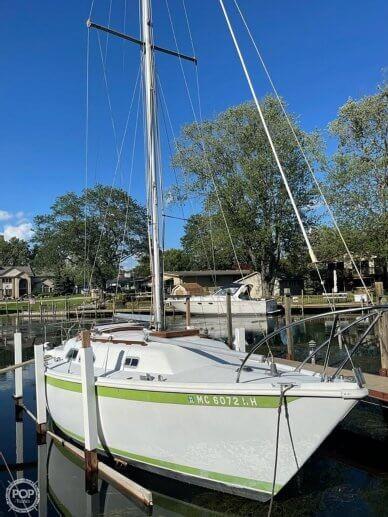 Ericson Yachts 27, 27, for sale - $10,200