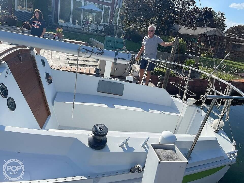 1976 Ericson Yachts boat for sale, model of the boat is 27 & Image # 8 of 35