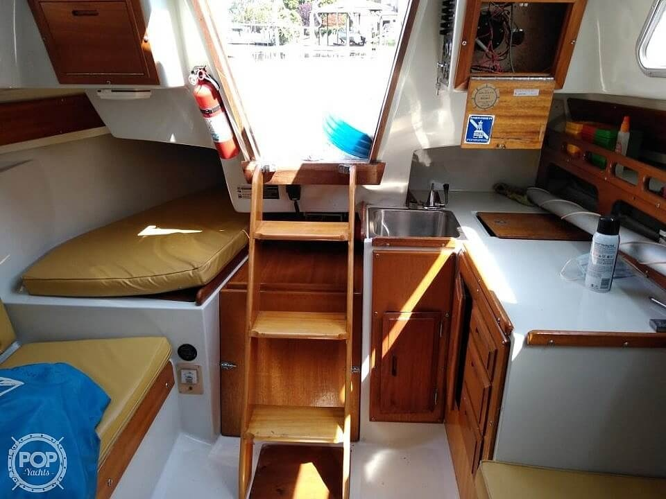 1976 Ericson Yachts boat for sale, model of the boat is 27 & Image # 19 of 35