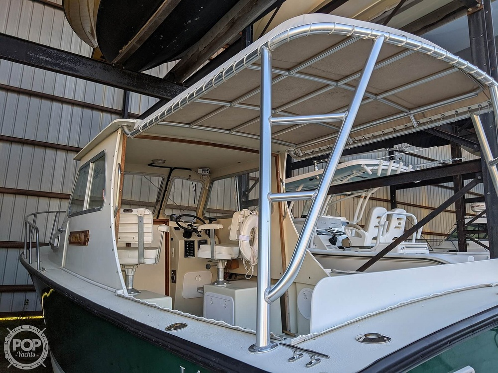 2002 Judge Yachts boat for sale, model of the boat is Chesapeake 27 & Image # 5 of 40