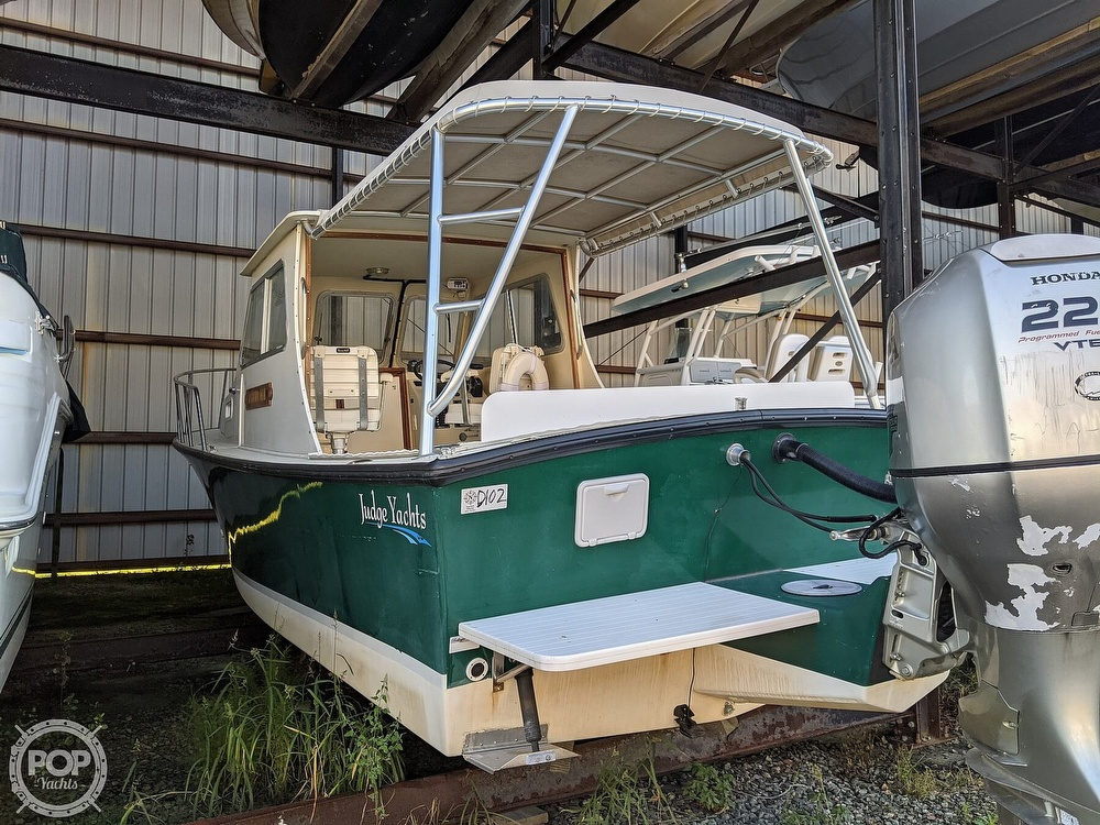 2002 Judge Yachts boat for sale, model of the boat is Chesapeake 27 & Image # 26 of 40