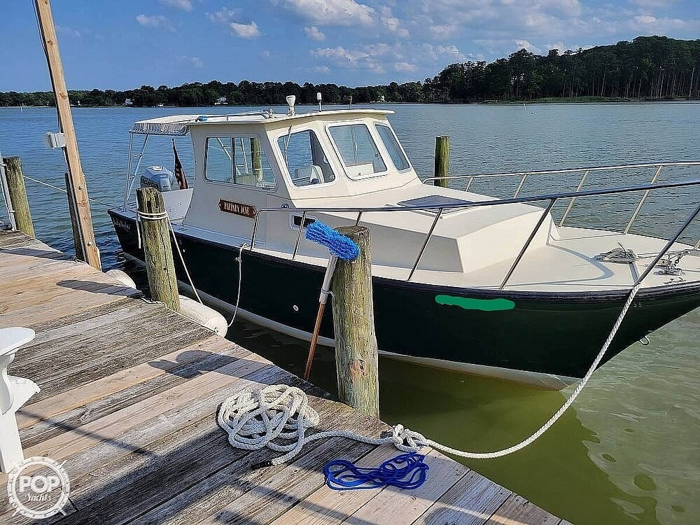 full view in water. This is a very fine boat!