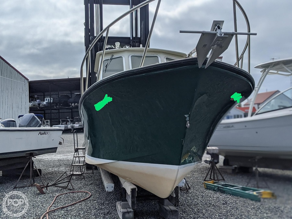 2002 Judge Yachts boat for sale, model of the boat is Chesapeake 27 & Image # 4 of 40