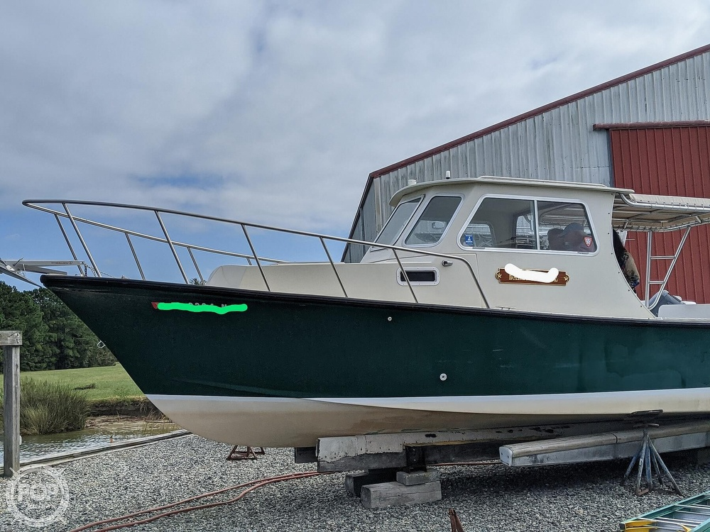2002 Judge Yachts boat for sale, model of the boat is Chesapeake 27 & Image # 14 of 40