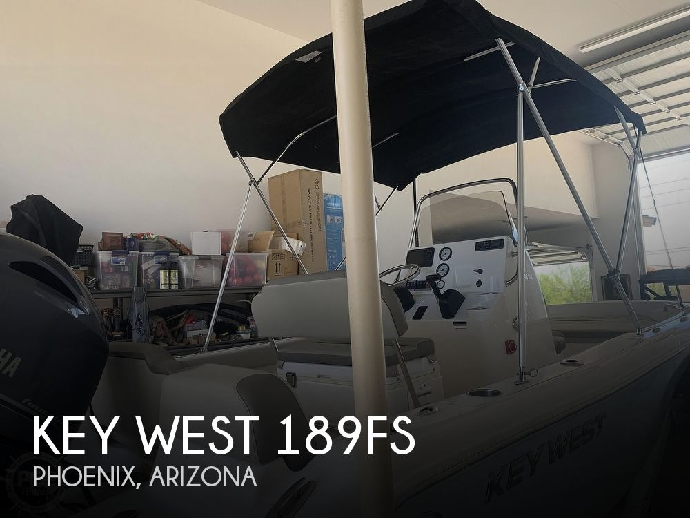 2021 Key West boat for sale, model of the boat is 189FS & Image # 1 of 40