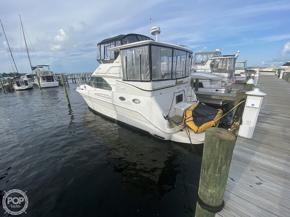 1998 Sea Ray boat for sale, model of the boat is 370 Aft Cabin & Image # 3 of 40