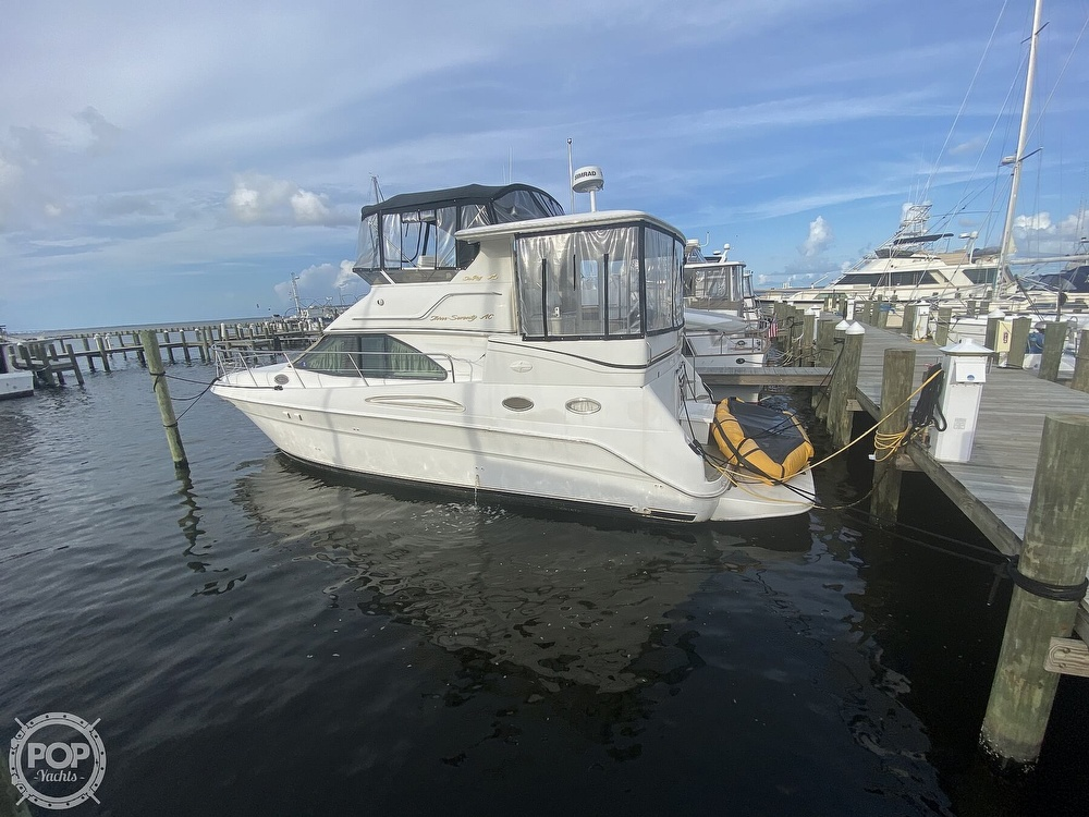1998 Sea Ray boat for sale, model of the boat is 370 Aft Cabin & Image # 12 of 40