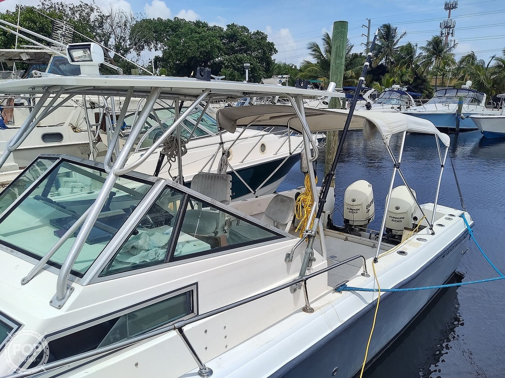 1986 Grady-White boat for sale, model of the boat is 25 Trophy Pro & Image # 12 of 40