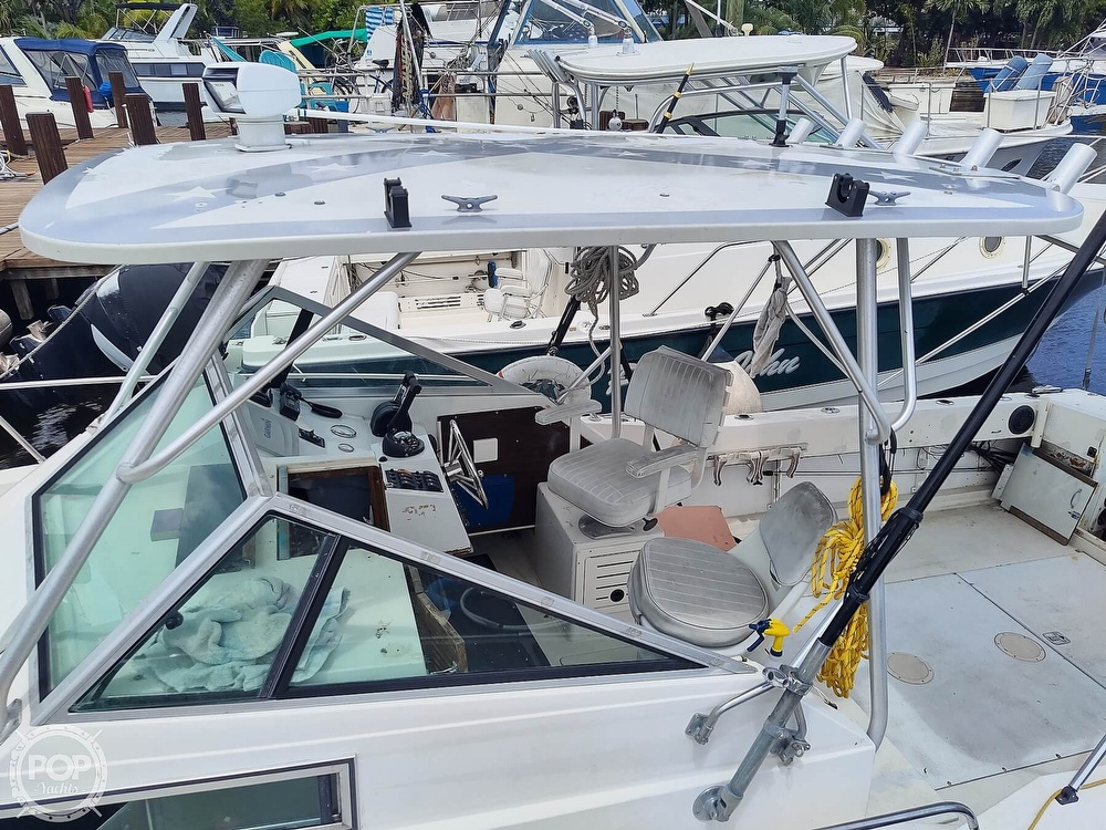 1986 Grady-White boat for sale, model of the boat is 25 Trophy Pro & Image # 13 of 40