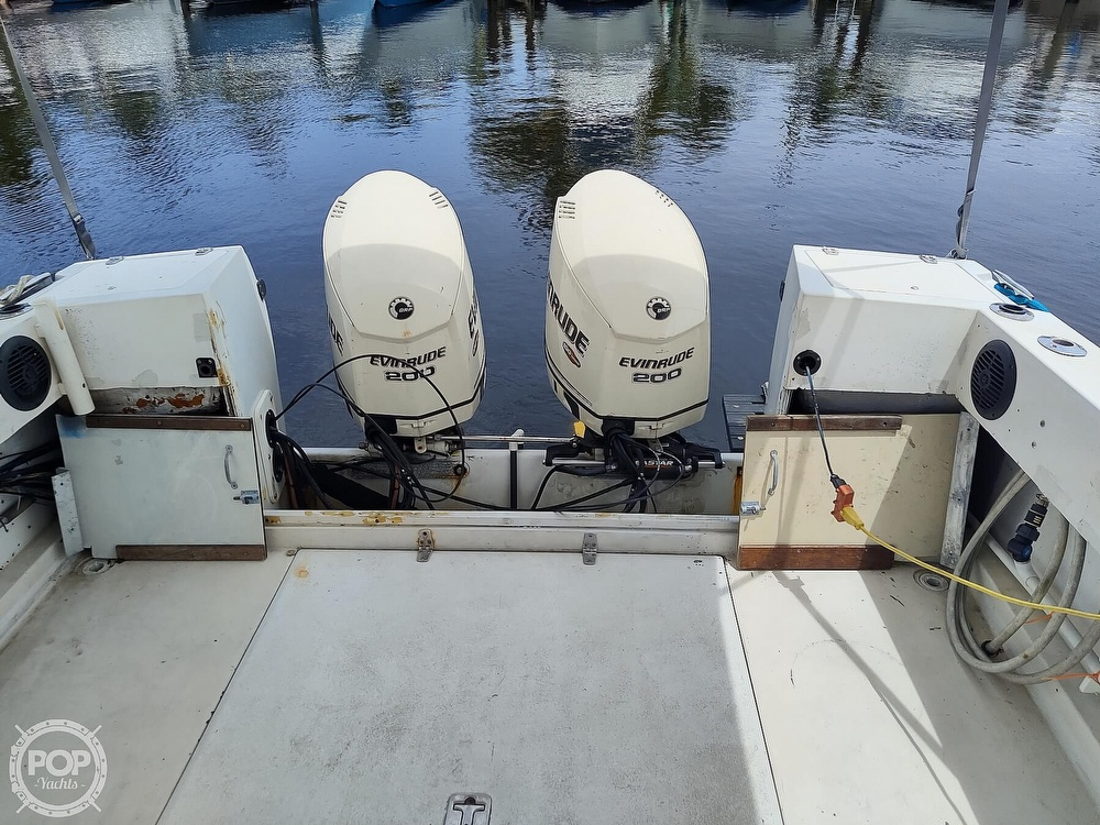 1986 Grady-White boat for sale, model of the boat is 25 Trophy Pro & Image # 5 of 40