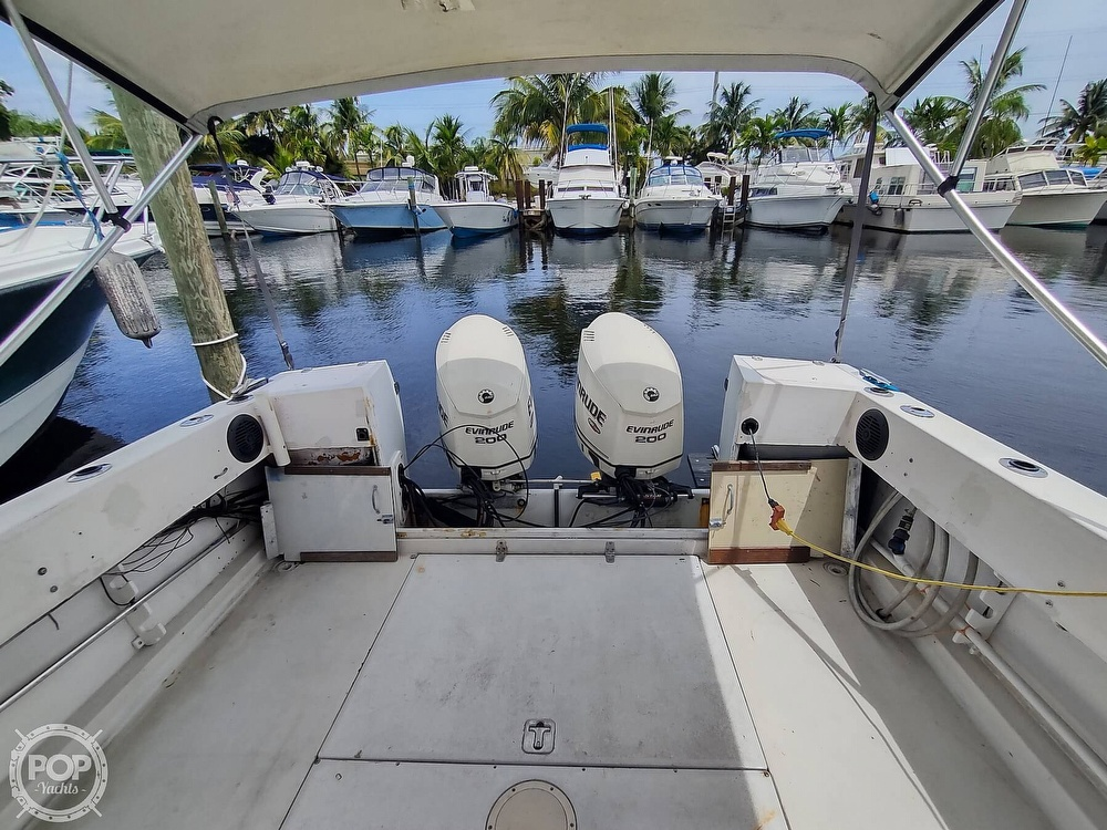 1986 Grady-White boat for sale, model of the boat is 25 Trophy Pro & Image # 16 of 40