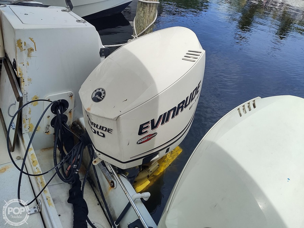 1986 Grady-White boat for sale, model of the boat is 25 Trophy Pro & Image # 18 of 40