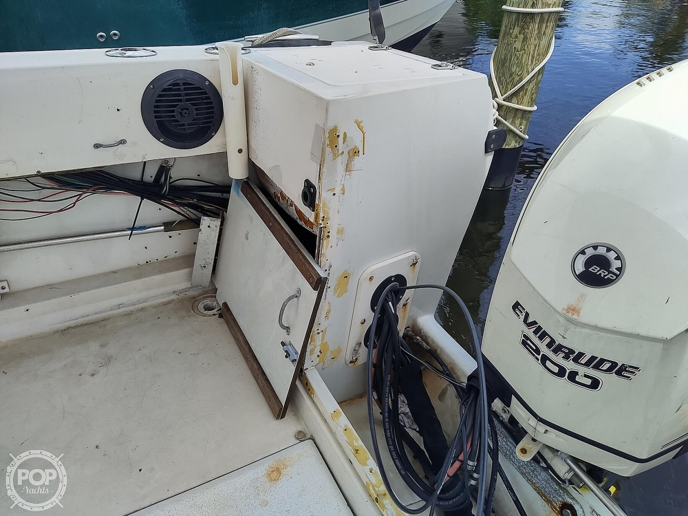 1986 Grady-White boat for sale, model of the boat is 25 Trophy Pro & Image # 19 of 40