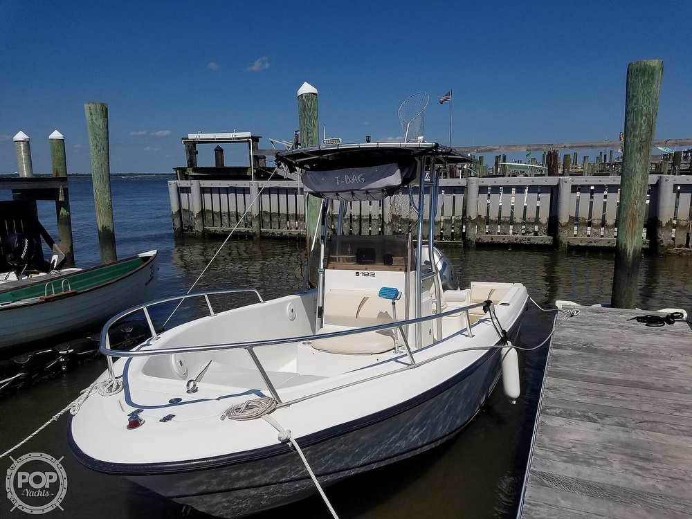 2002 Mako boat for sale, model of the boat is 192 CC & Image # 5 of 40