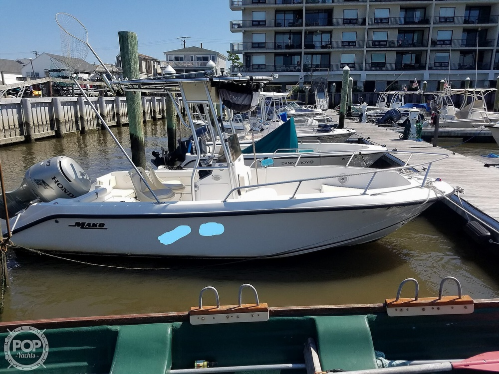 2002 Mako boat for sale, model of the boat is 192 CC & Image # 6 of 40