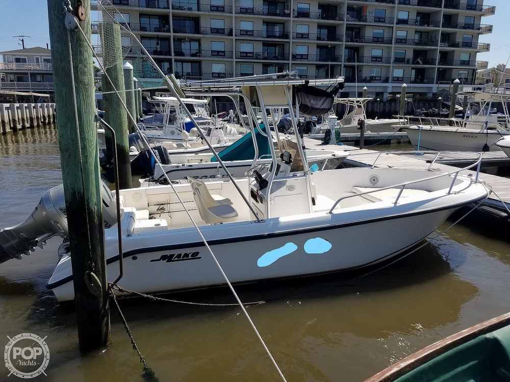 2002 Mako boat for sale, model of the boat is 192 CC & Image # 7 of 40