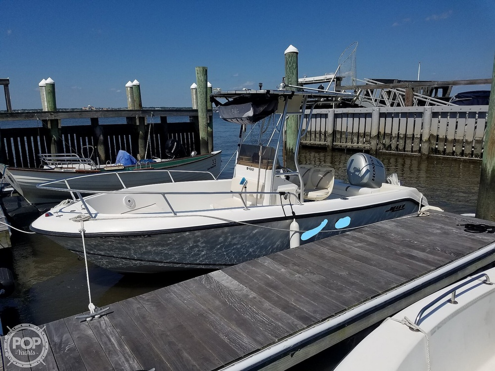 2002 Mako boat for sale, model of the boat is 192 CC & Image # 8 of 40
