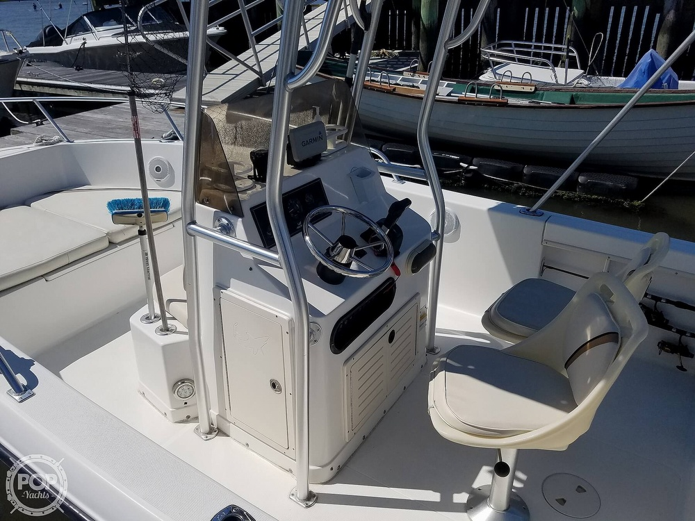 2002 Mako boat for sale, model of the boat is 192 CC & Image # 10 of 40