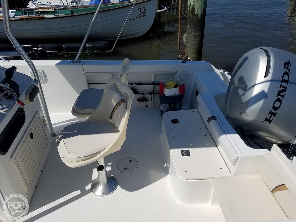 2002 Mako boat for sale, model of the boat is 192 CC & Image # 11 of 40