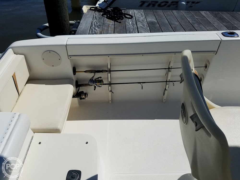 2002 Mako boat for sale, model of the boat is 192 CC & Image # 25 of 40