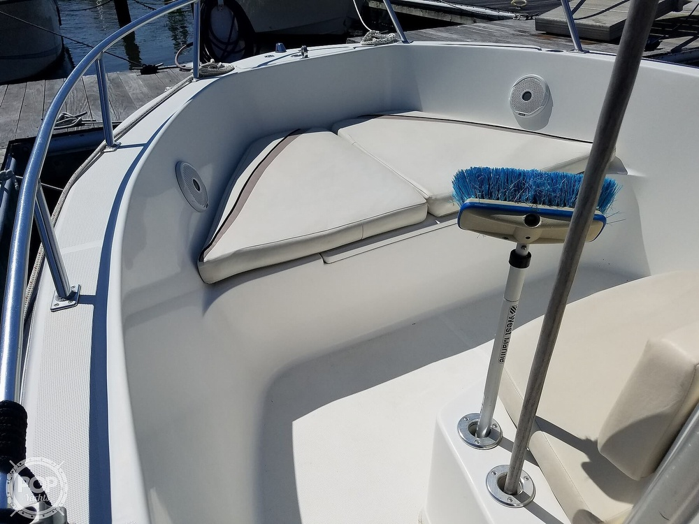 2002 Mako boat for sale, model of the boat is 192 CC & Image # 38 of 40