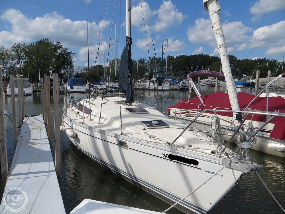 1986 Jeanneau boat for sale, model of the boat is Sun Rise 34 & Image # 14 of 40