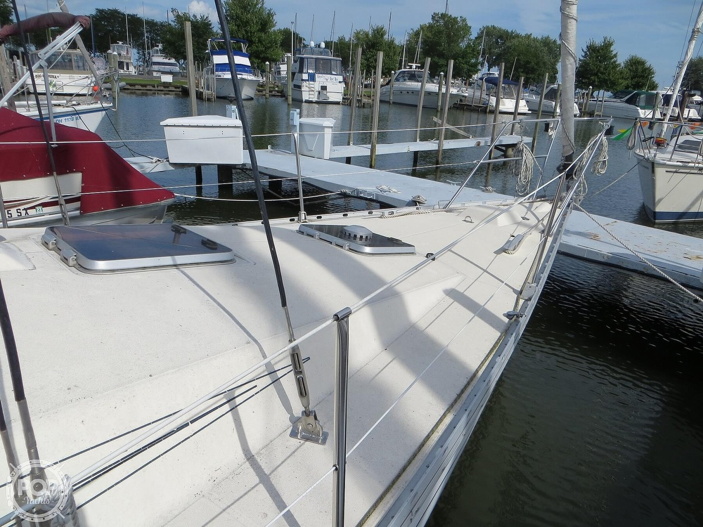 1986 Jeanneau boat for sale, model of the boat is Sun Rise 34 & Image # 16 of 40