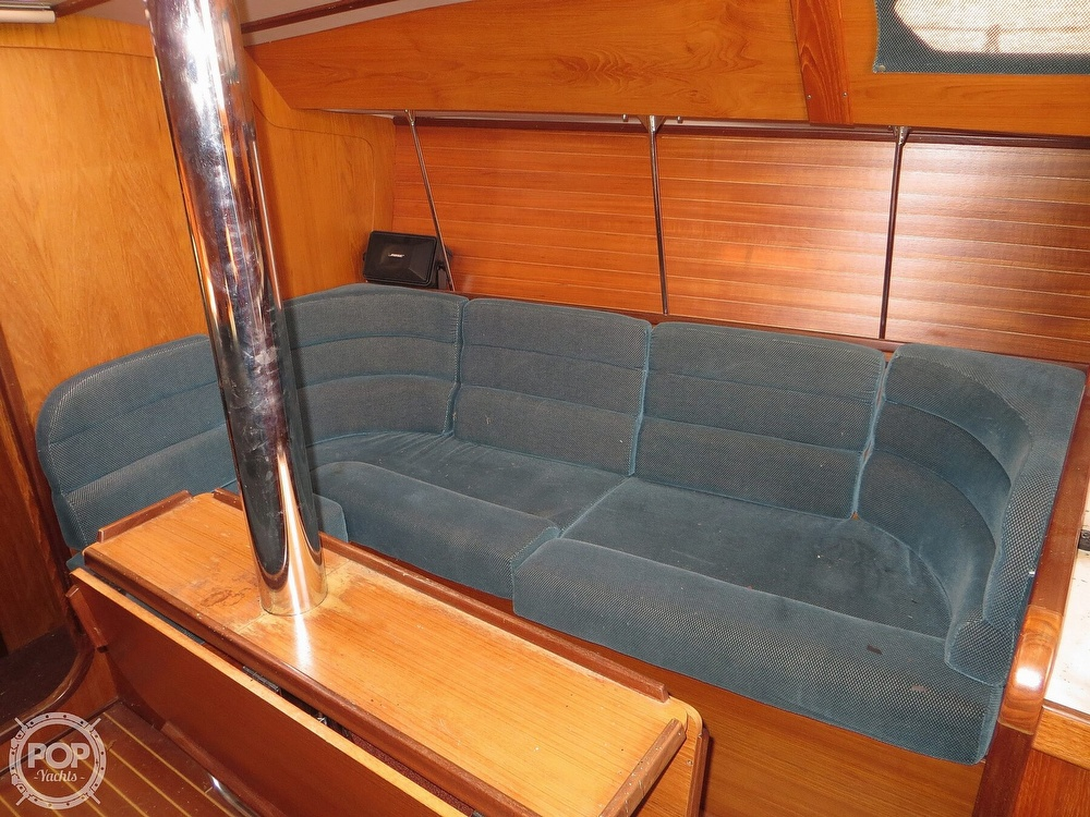 1986 Jeanneau boat for sale, model of the boat is Sun Rise 34 & Image # 7 of 40