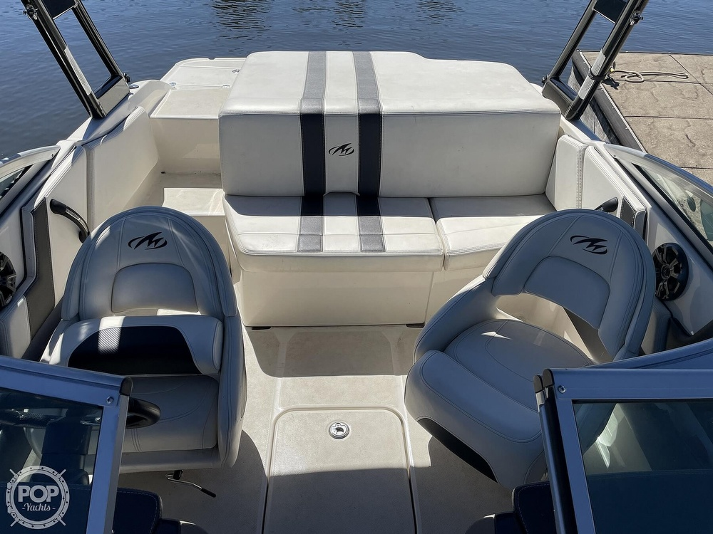 2014 Monterey boat for sale, model of the boat is 186 MS & Image # 7 of 40