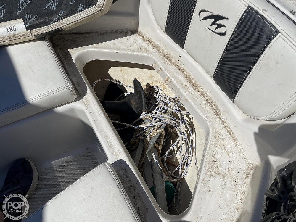 2014 Monterey boat for sale, model of the boat is 186 MS & Image # 9 of 40