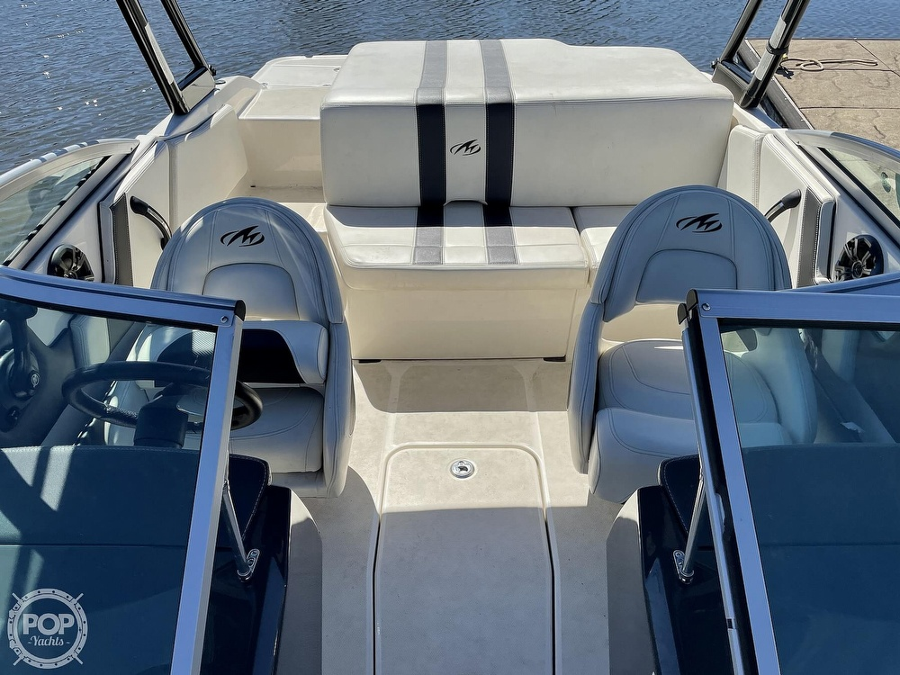 2014 Monterey boat for sale, model of the boat is 186 MS & Image # 13 of 40