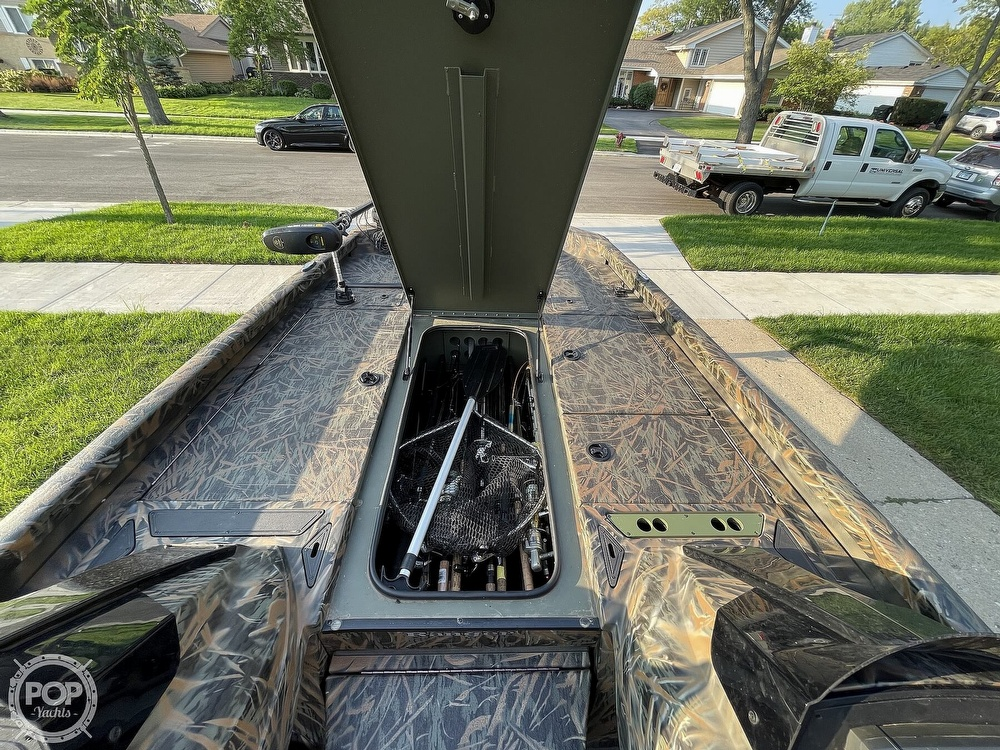 2017 Ranger Boats boat for sale, model of the boat is RT198P & Image # 32 of 40