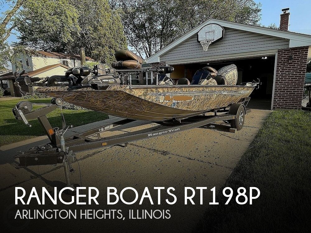 2017 Ranger Boats boat for sale, model of the boat is RT198P & Image # 1 of 40
