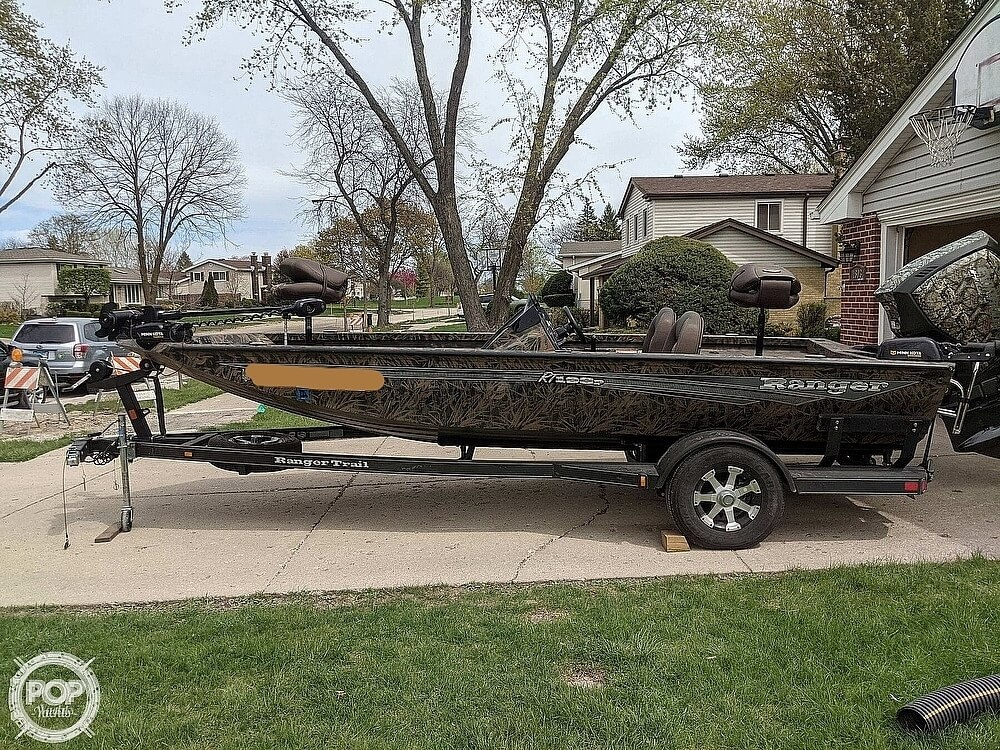 2017 Ranger Boats boat for sale, model of the boat is RT198P & Image # 4 of 40