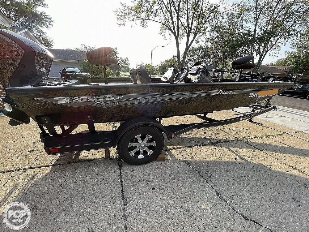 2017 Ranger Boats boat for sale, model of the boat is RT198P & Image # 2 of 40
