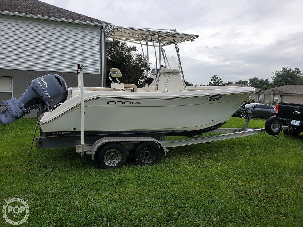 2016 Cobia boat for sale, model of the boat is 220 CC & Image # 2 of 40