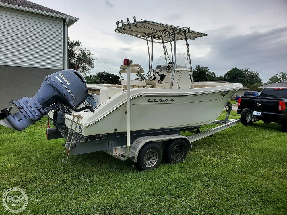 2016 Cobia boat for sale, model of the boat is 220 CC & Image # 4 of 40