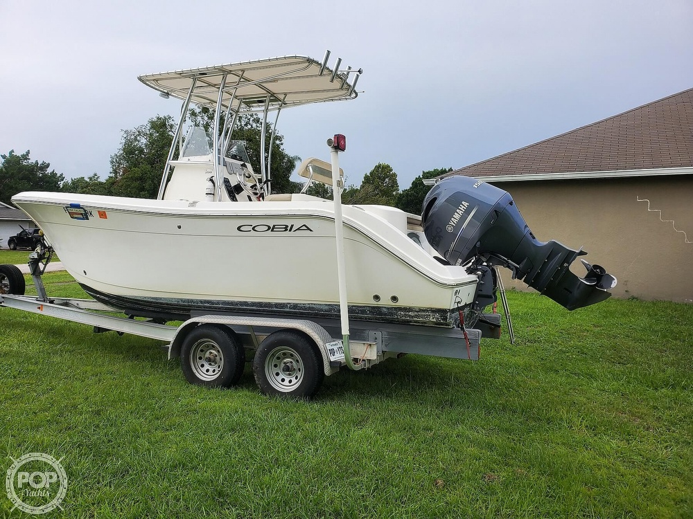 2016 Cobia boat for sale, model of the boat is 220 CC & Image # 3 of 40