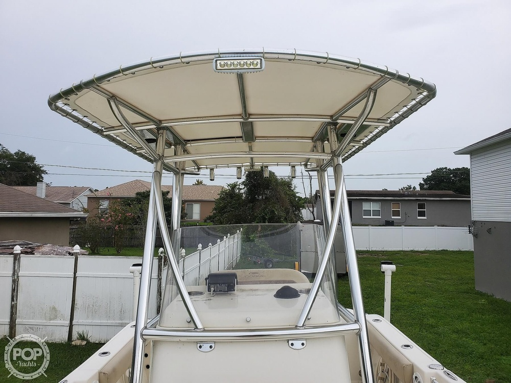 2016 Cobia boat for sale, model of the boat is 220 CC & Image # 30 of 40