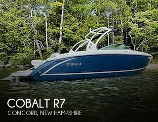Used Cobalt Boats For Sale by owner   2017 Cobalt R7
