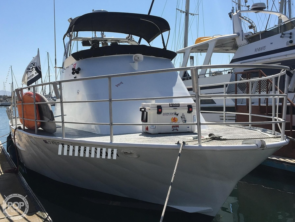 1976 Campbell boat for sale, model of the boat is 38 & Image # 11 of 40