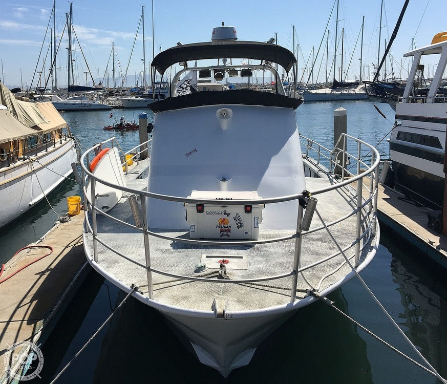 1976 Campbell boat for sale, model of the boat is 38 & Image # 12 of 40