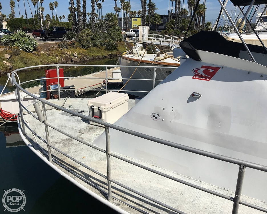 1976 Campbell boat for sale, model of the boat is 38 & Image # 15 of 40