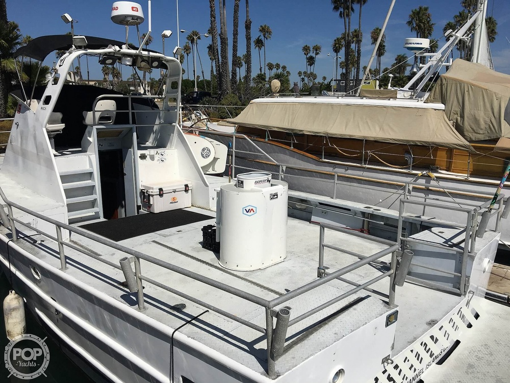 1976 Campbell boat for sale, model of the boat is 38 & Image # 22 of 40