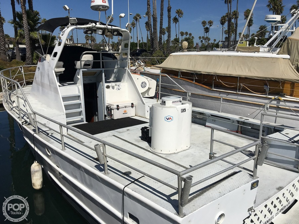 1976 Campbell boat for sale, model of the boat is 38 & Image # 23 of 40