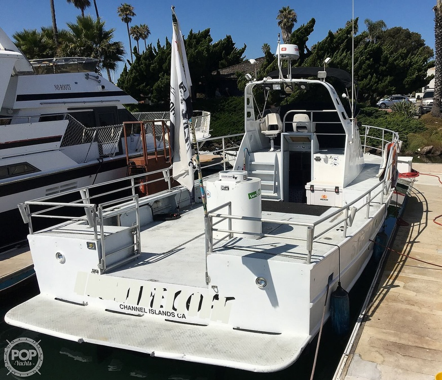 1976 Campbell boat for sale, model of the boat is 38 & Image # 24 of 40
