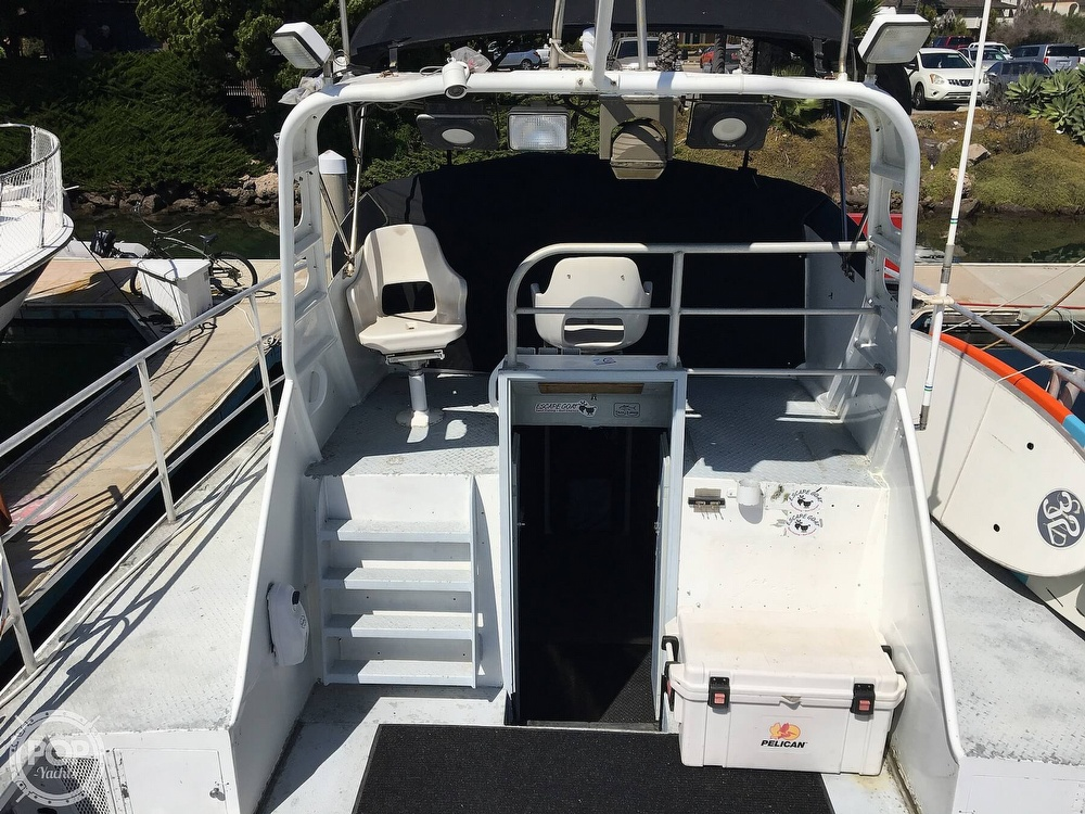 1976 Campbell boat for sale, model of the boat is 38 & Image # 29 of 40