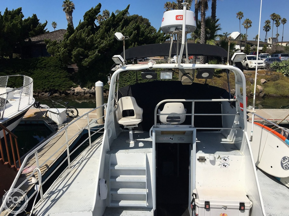 1976 Campbell boat for sale, model of the boat is 38 & Image # 25 of 40